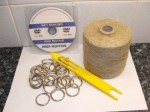 NET MAKING SUPPLIES