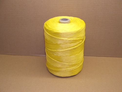 2mm Yellow Nylon Braid