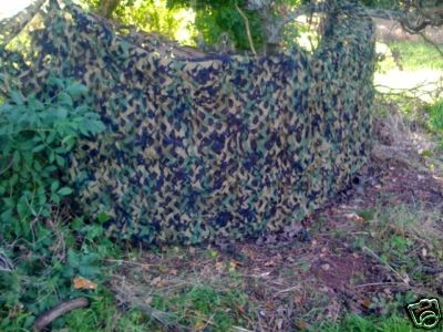 5m STEALTH GHOST CAMO NET
