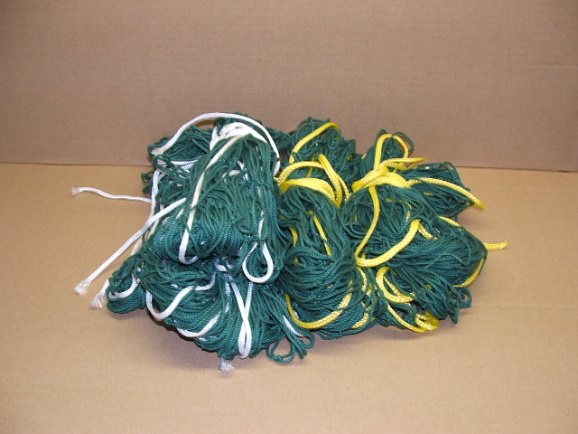 HEAVY SPUN POLYESTER FOX NET